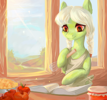 Young Granny by utauYan