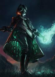 Hombre de Negro (aka Man in Black) by N-Y-O