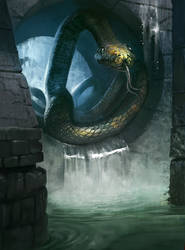 Snake by N-Y-O