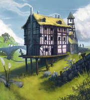 The Inn at the Crossroads by N-Y-O