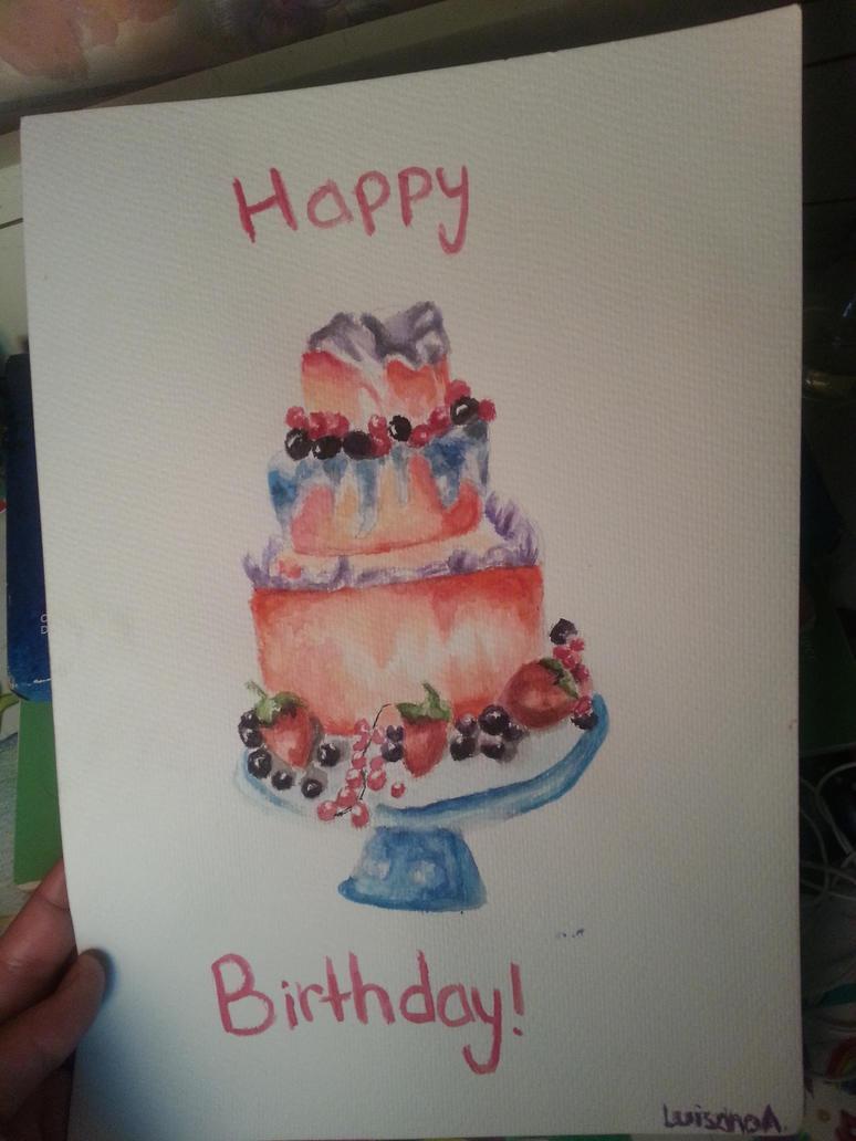 Birthday by SerenityStars