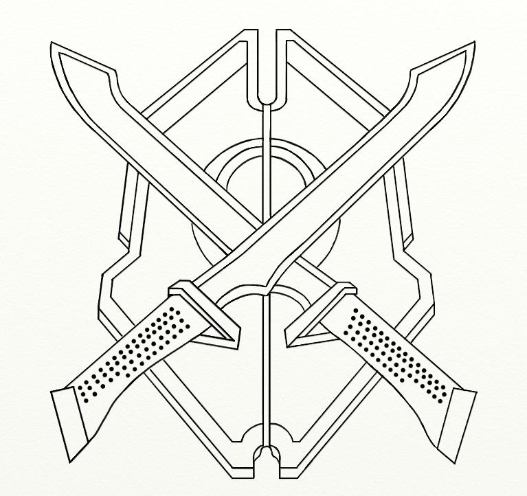 Halo Heroic Symbol