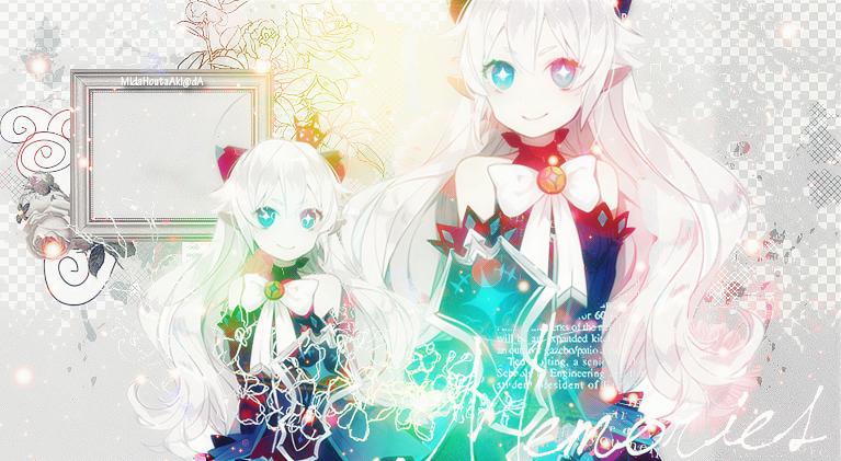 [ Mix Texture ] Memories by MidaHoutaAki
