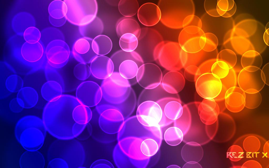 Colorful Bubble Wallpaper by REZBiTx on DeviantArt