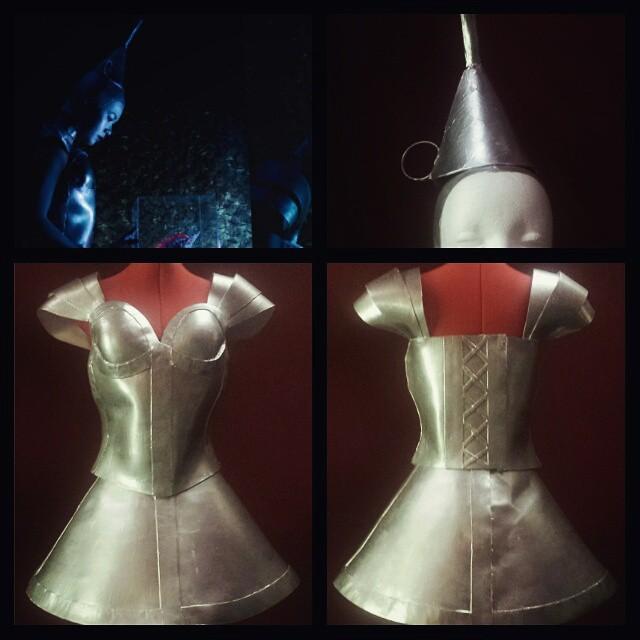 Tin Man: Female Version by LeeLooLa