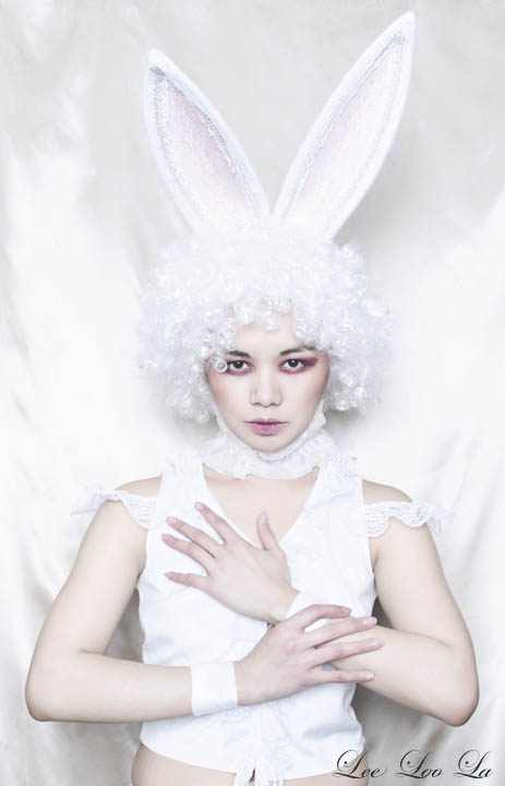 Follow the White Rabbit by LeeLooLa