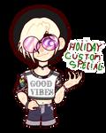 Holiday Custom Thingy OPEN