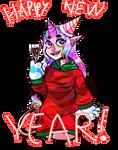 Happy New Year! (speedpaint in desc)