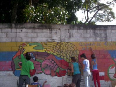 Murals in Caracas1 by Iris-Bar