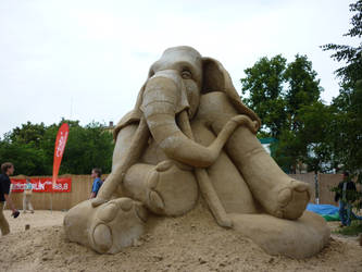 Sandsation Stock VI by C-and-N-stock