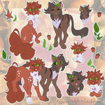 squirrelflight and leafpool page!