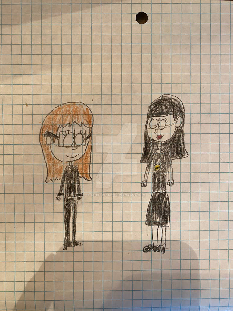 Briana and Caitlin Doughty