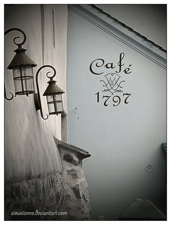 Cafe 1797 by siouxianne by Timisoara