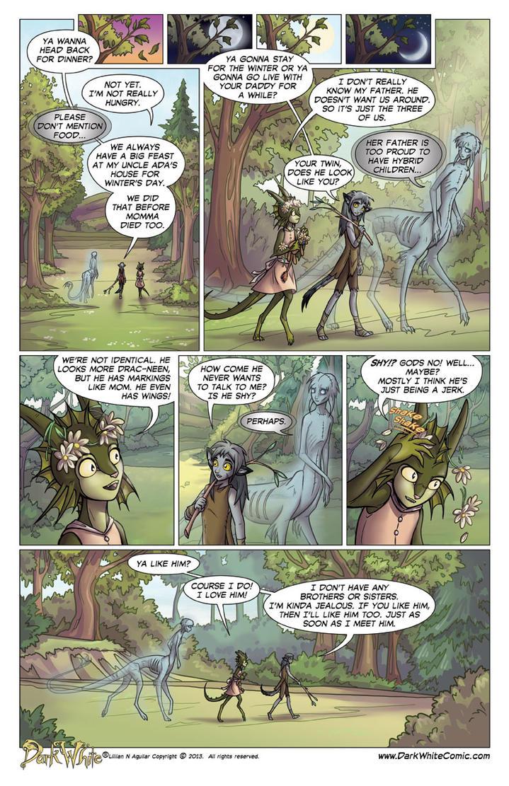 Dark White: Page 63 by DarkWhiteComic
