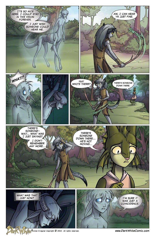 Dark White: Page 64 by DarkWhiteComic