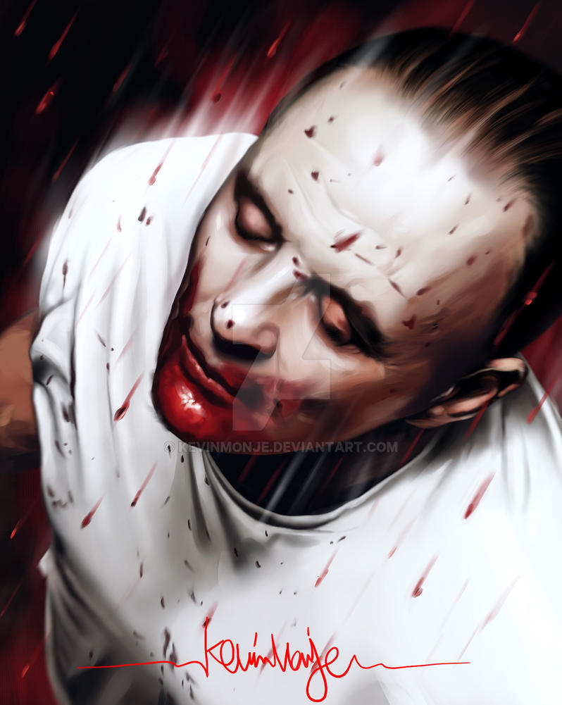 Hannibal Lecter by KevinMonje