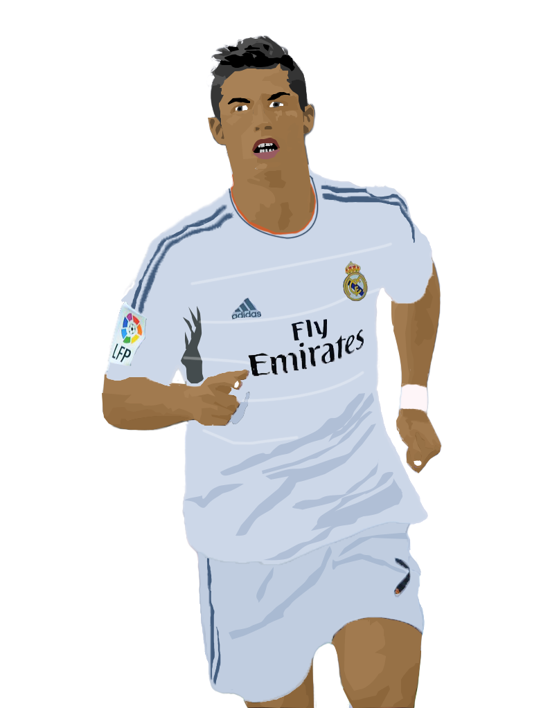 Cristiano Ronaldo Vector Art by kadirapak on DeviantArt
