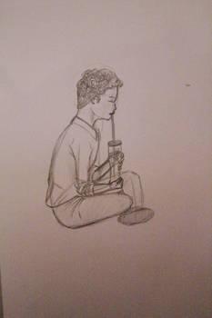 Blaine's Blowing Bottle