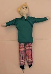 Adam/Roger doll
