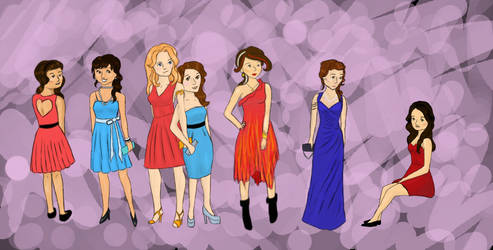 New Directions: A New Generation girls
