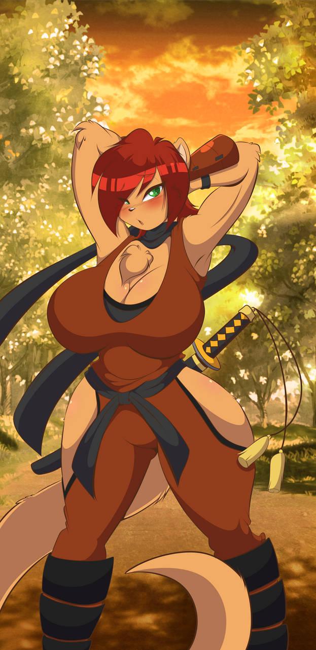 The Fall Ninja by Mastergodai by MrAMP