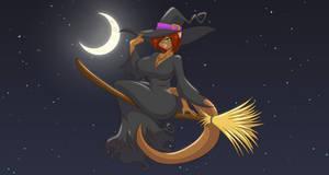 Halloween Ride by Mastergodai