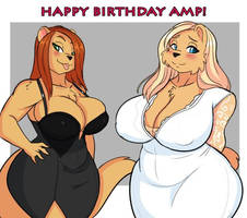 Birthday Buddies by Jaywnk23 Jwink88 by MrAMP