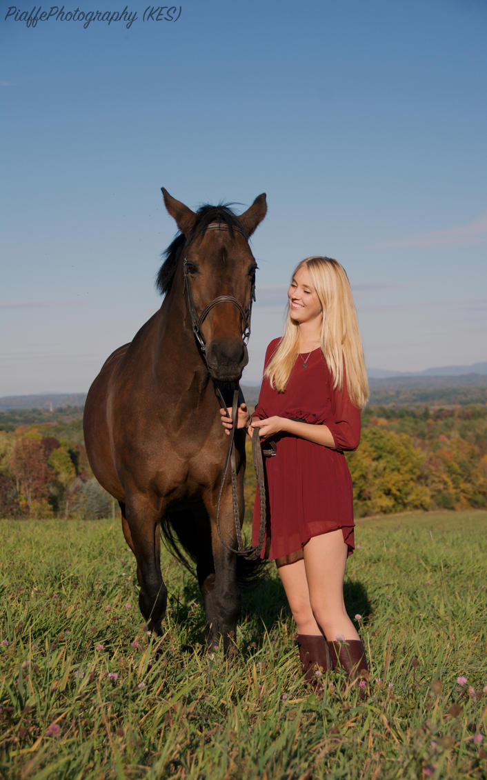 Wendy and Demi II by EquusPhoto