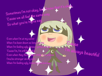 Luna Girl sings Ugly by Annita  by Cmanuel1