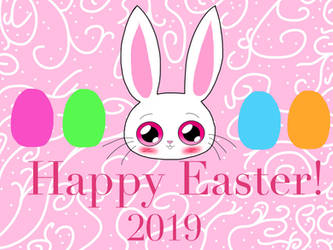 Happy Easter! 2019 by Cmanuel1