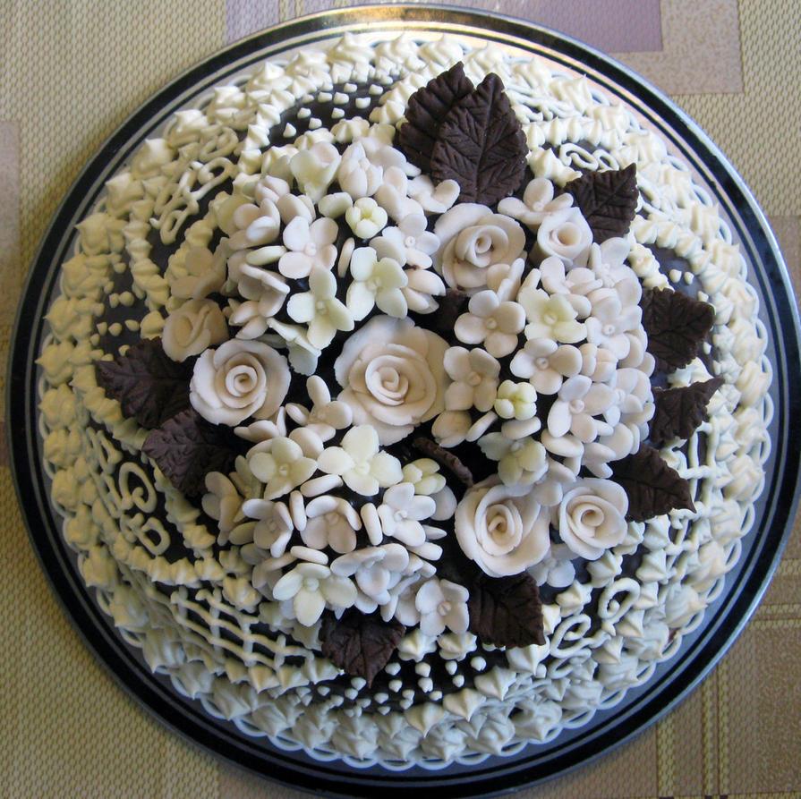 Grand dome cake by JSjewelry