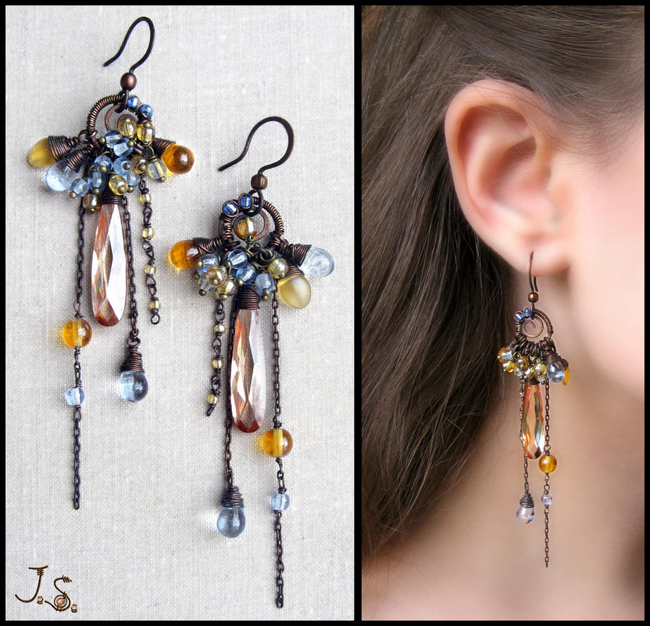 Clear autumn days by JSjewelry