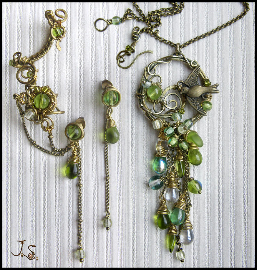 May Shower by JSjewelry