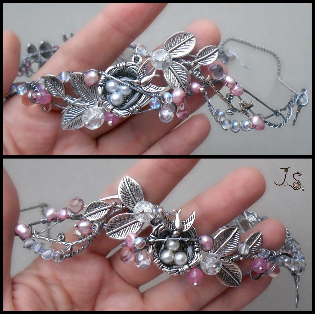 Diadem Spring by JSjewelry
