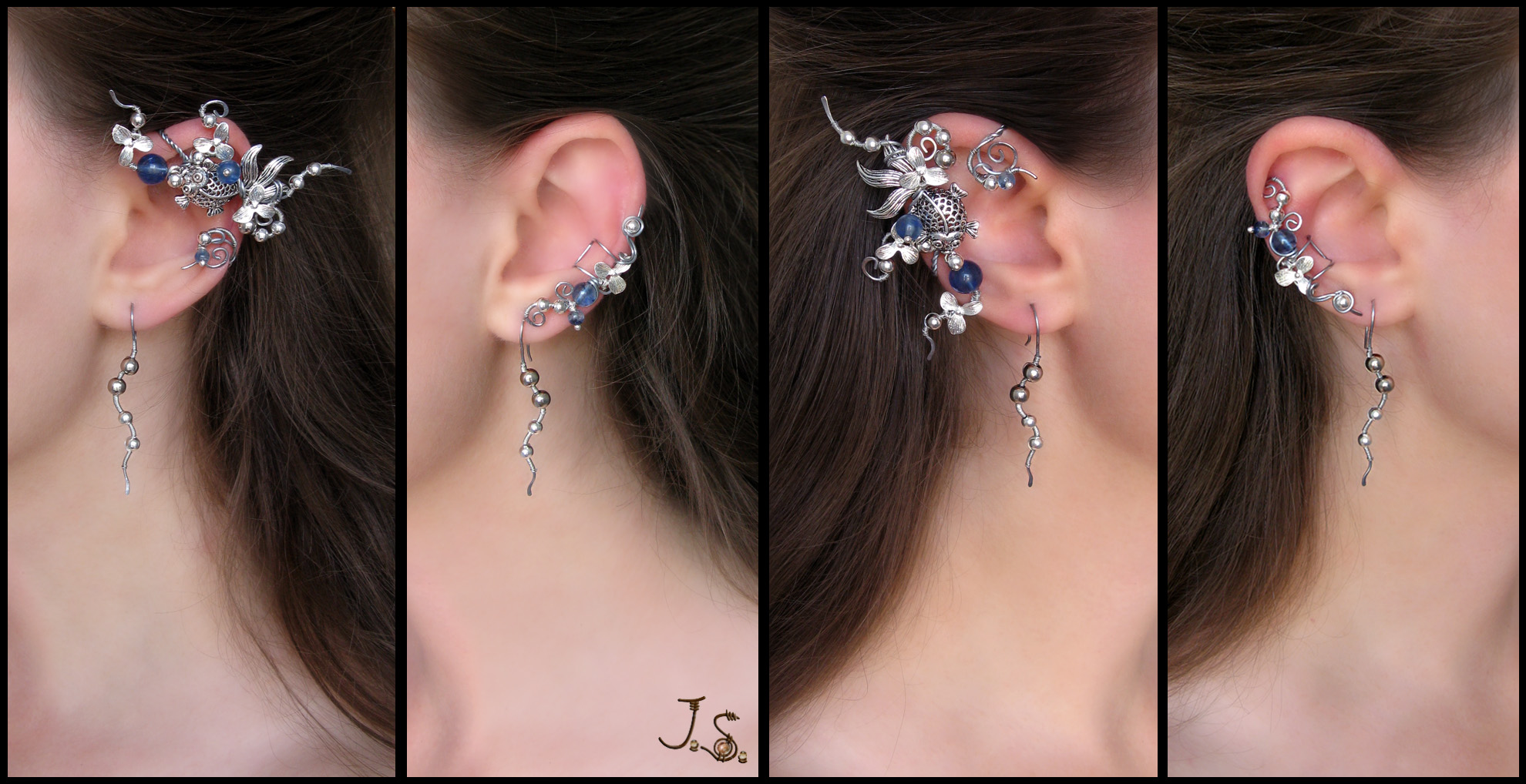 Blooming stream by JSjewelry