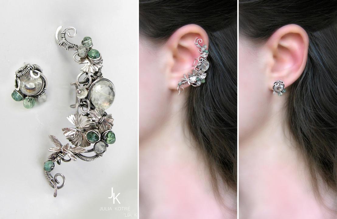 Sterling Silver Ear Cuffs cqktU8lgr