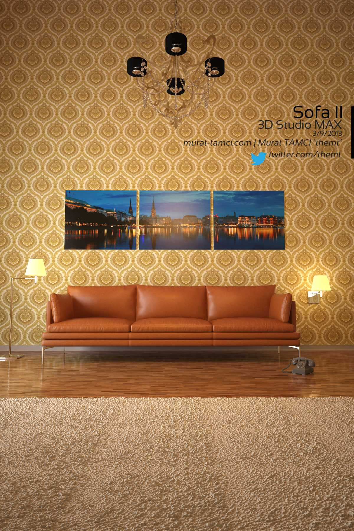 Sofa II by themt