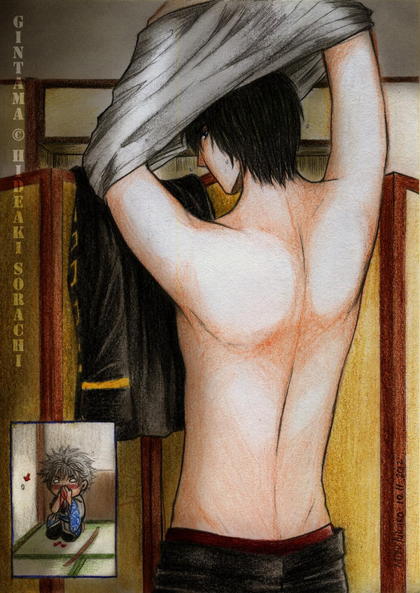 Gintama_GinHiji_Peeping_Tom_XD by MizuYuKiiro