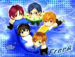 Free! Iwatobi Swim Club Join Us!