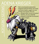 Adena Krieger by DeadlyObsession