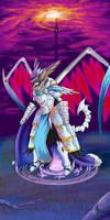 Royal Crusader by DeadlyObsession
