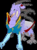 Saber Arturia Dragon by DeadlyObsession