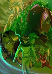 Meta Revelations - Ring Spirits by DeadlyObsession