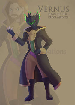 Vernus - Head of the Zeon Medics