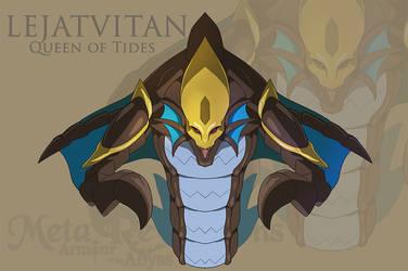 Lejatvitan - Armour of the Abyss
