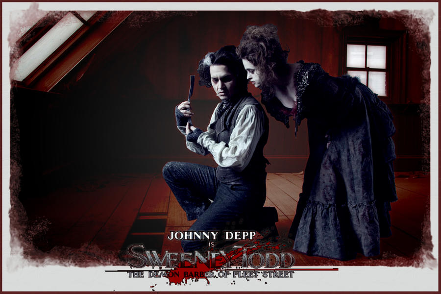 Sweeney Todd Poster Contest by ohveegee