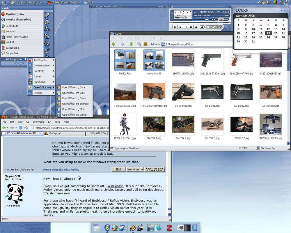 23-10-2006 Screenshot