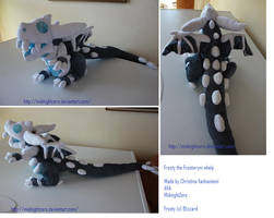 Frosty-Commission:..+ by MidnightZero