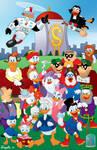 Ducktales (Woo-hoo!)