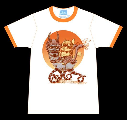 Badcat shirt by bawayan